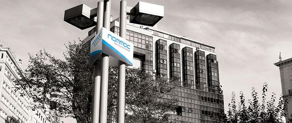 Mantenimiento informatico nommac proyectos s l - Mantenimiento informatico madrid ...